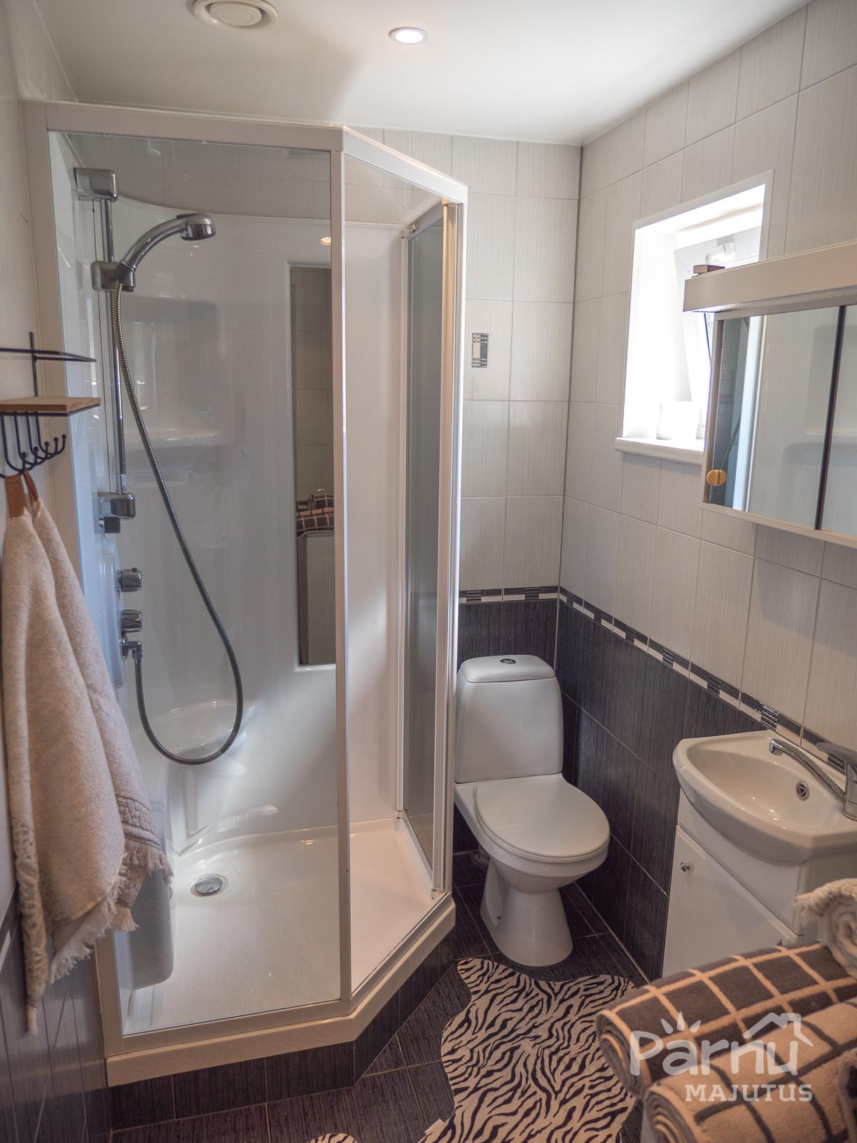 Cozy apartment for 4 in the city center of Pärnu